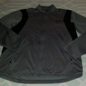 Under Armour Coldgear Small Zip Up Jacket